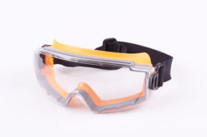 Wargame Shooting Goggles with Exchangeable Lens (XQ062)