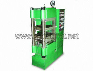 Chinese Latest Plate Vulcanizing Press (Y33-50A2) pictures & photos