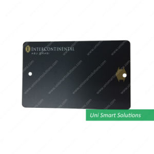 Smart Contactless Chip Card with Slotting