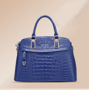 2017 Hot Sale Crocodile Ladies Hand Bag (950056) pictures & photos