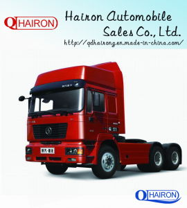 Shaanxi Tractor Truck / Prime Mover Tractor Head