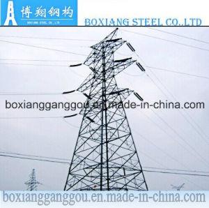 110kv Transmission Angle Steel Tower