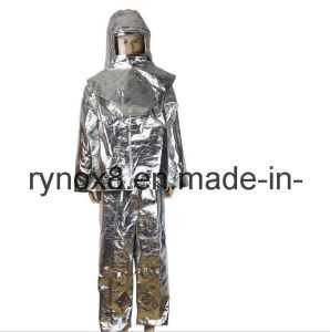 High Heat Chemical Reflective Coverall of Protective Clothing (BA022 133)