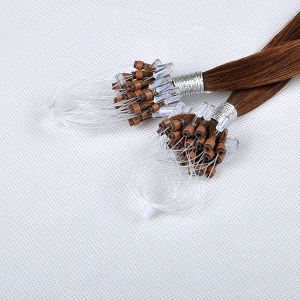Hot Sell High Quality Easy Loop Micro Ring/Micro Link Hair Extension