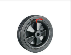 """5"""" Rubber Wheel for Cleaning Machine"""