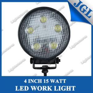 15W Flood/Spot LED Work Lamp, 1100lmce & RoHS pictures & photos