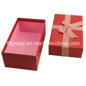 High Quality Fashionable Custom Paper Gift Box pictures & photos