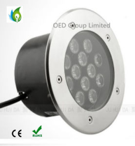 1W 3W 5W 9W 12W IP65 Waterproof LED Underground Light pictures & photos