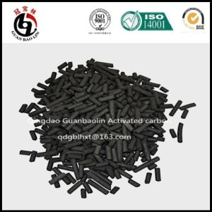 Columnar Activated Carbon Made of Coconut Shell pictures & photos