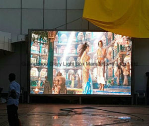 LED Factory P4 Indoor Digital Video Wall pictures & photos
