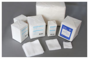 CE ISO Absorbent Medical Surgical Sterile Gauze Swabs pictures & photos