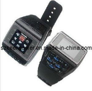 Dual SIM Compass Watch Mobile Phone Avatar pictures & photos
