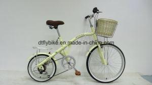 "Bike: City Bike, Diaoyu, F: 24"", R: 16"", Shimano, 6s pictures & photos"