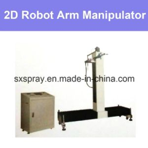 2 Dimension Robot Arm Manipulator for Thermal Powder Spraying Coating Plating Whelding Glazing pictures & photos