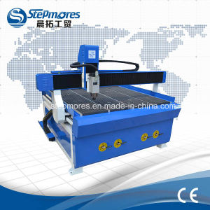 MDF Acrylic Engraving CNC Router Machine with Stepper Motor (1212)
