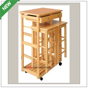 (SM-CC-026) High Quality New Design Kitchen Trolley