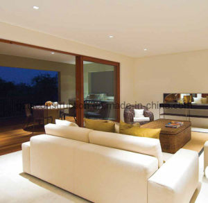 Sliding Doors Interior and Exterior with As2208 Double Glazing Glass pictures & photos