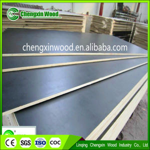 Best Price Black/Brown Film Faced Plywood for Construction From Linqing City pictures & photos