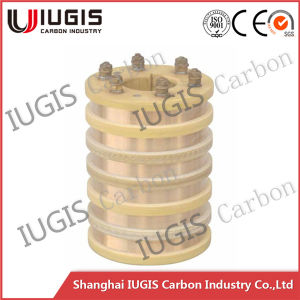 Traditional 6 Rings Slip Ring for Electric Machines Use pictures & photos