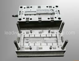 Chinese Professioanl Mold Maker/ Plastic Injection Speaker Frame Mould pictures & photos