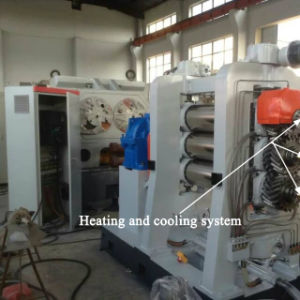Textile Used Rubber Calender Machine with Ce Certification pictures & photos