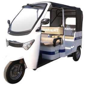 Electric Three Wheelers, Electric Passenger Tricycle