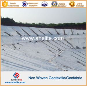 PP Pet Woven Nonwoven Geotextile Fabric pictures & photos