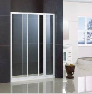 Inline Sliding Shower Door with Frame Wa-S120