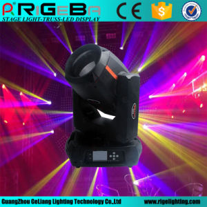 New 350W 17r 18 DMX Channels Indoor Beam Moving Head Light pictures & photos