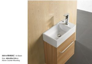 Economic Bathroom Ceramic Wash Vanity Wash Sink 30014 pictures & photos