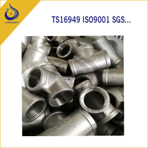 304 Stainless Steel Pipe Fitting pictures & photos