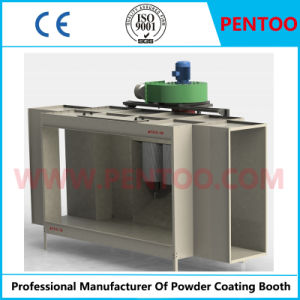 Powder Spray Booth for Electric Cabinet with Good Quality pictures & photos