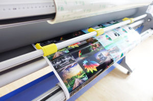"High Quality Pneumatic 64"" Inches Laminating Machine for Hot Laminator pictures & photos"
