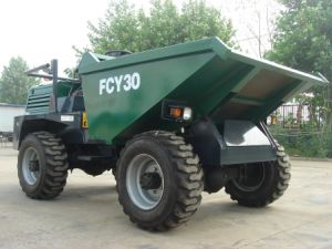 Fcy15 Self-Loading Mini Dumper pictures & photos