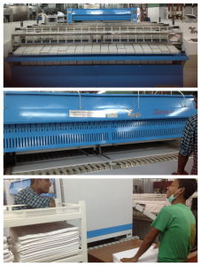 Laundry Equipment Flatwork Ironing Machine (YP3-8030) pictures & photos
