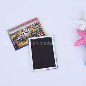Full Color Printing Landscape Tin Fridge Magnet pictures & photos