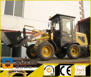 Swltd Brand Mini Loaderce Certificated Small Wheel Loader pictures & photos