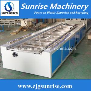 Plastic Machine PVC Profile Extrusion Line pictures & photos