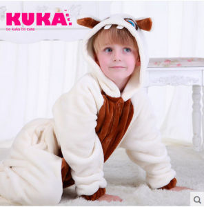 Kuka Cartoon Bunny Animal Onesie Cosplay Costume Pajama