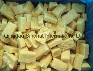 High Quality Frozen Milled Ginger with Block pictures & photos