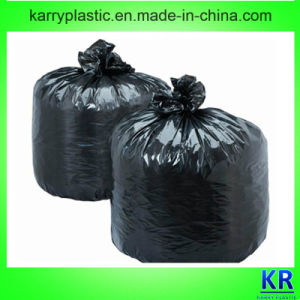Big Size HDPE Bin Liner Garbage Bags pictures & photos