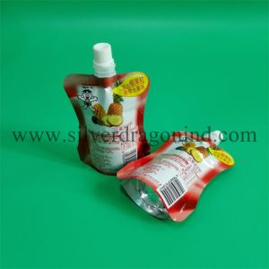 Petl/Pet/PE Durability Doypack for Drinks, Soda, Fruit Juice pictures & photos