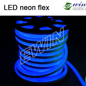 16* 26mm 24V LED Neon Flex with UL, CE, RoHS, FCC Aproval (EW-LN80-24V-P) pictures & photos