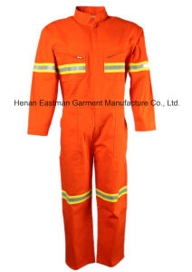 Nfpa2112 Standard Safety Flame Resistant Coverall pictures & photos