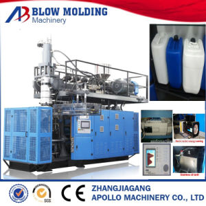 China Plastic Road Cone Make Machine/Blow Molding Machine pictures & photos