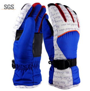 Padding Warm Gloves for Man in Stock