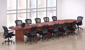 Modern Wooden Conference Table with Power Socke (SZ-MT037) pictures & photos