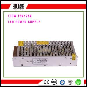 150W DC12V DC24V DC48V LED Power Supply, Aluminum Material, Constant Voltage LED Power Supply, LED Driver, (LRS-150) , Switching Power Supply, Power Supply pictures & photos