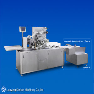 (TMP-200B) Automatic Cellophane Over Wrapping Packing Machine pictures & photos