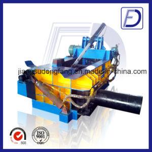 Diesel Engine Steel Tubes Scrap Metal Baling Press Machine pictures & photos